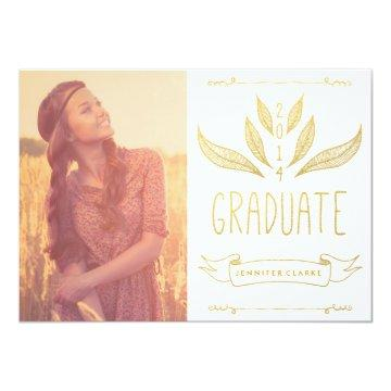 2014 GOLD GRADUATION PARTY