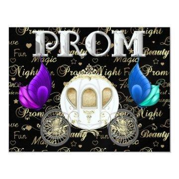 A Royal PROM Party - SRF Card