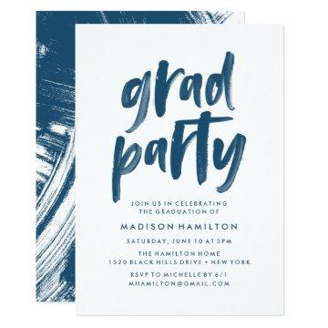 Abstract | Graduation Party