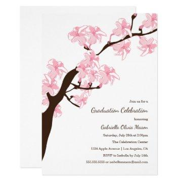 Cherry Blossom | Party Invitations