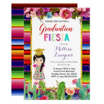 Girl Graduation Party Fiesta