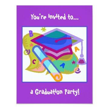 Graduation Party  - Grade/Middle School