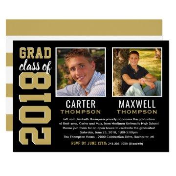 Graduation Party  | Two Graduates
