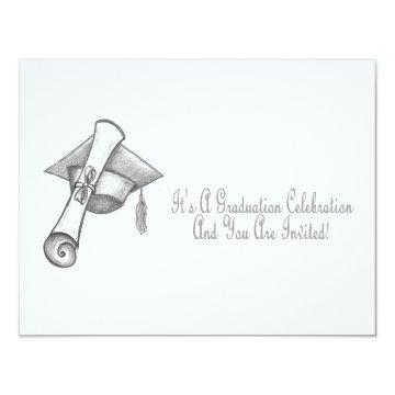 It's A Graduation Celebration And Your Invited!