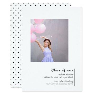 Modern Whimsical Graduation