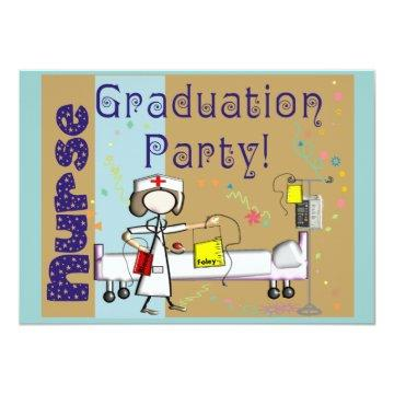 Nurse Graduation Party