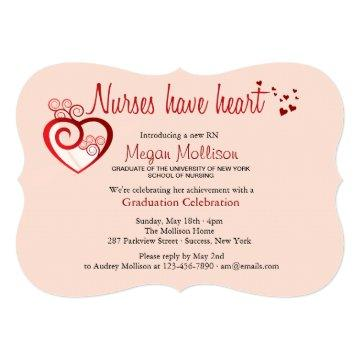 Nurses Have Heart Graduation