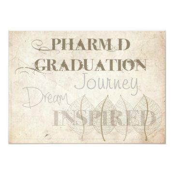 Pharmacist Graduation  Botanical