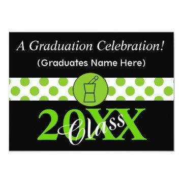Pharmacist Graduation  Customizable