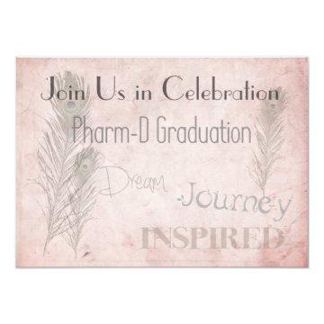 Pharmacist Graduation  Soft Romance