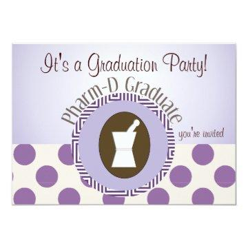 Pharmacist Graduation Party