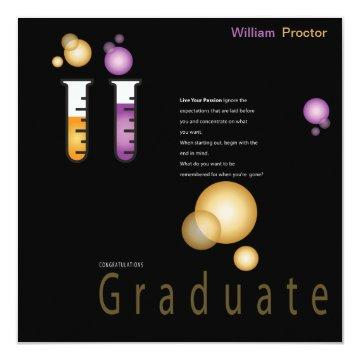 Pharmacy Graduation Announcements