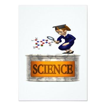 Science 2 invitation