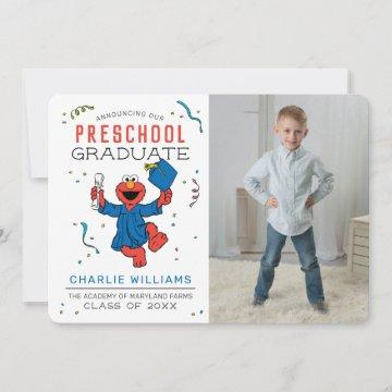 Sesame Street | Preschool Graduate - Photo Announcement