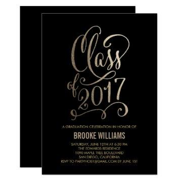 Stellar Year EDITABLE COLOR Graduation