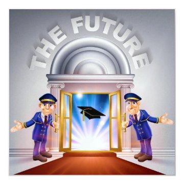 THE FUTURE Graduation / Business