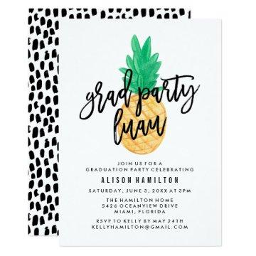 Tropical Luau | Graduation Party