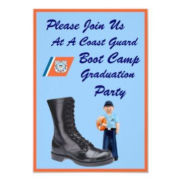 USCG Boot Camp Graduation Party