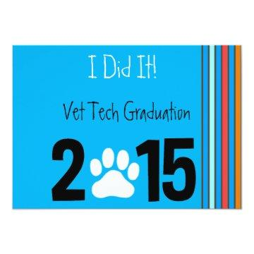 Vet Tech Graduation  2015