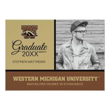 Western Michigan University | Graduation Invitation