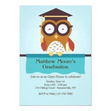 Wise Owl Graduation